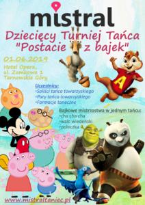 2019-06-01 - Dzieciecy Turniej Tanca mini